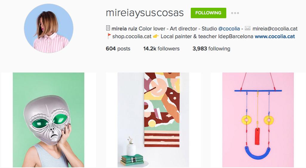 Instagram: @mireiaysuscosas