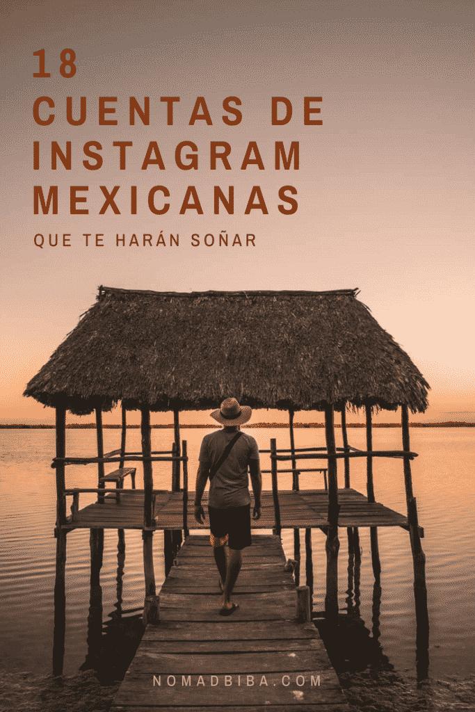 Cuentas de Instagram de Mexico