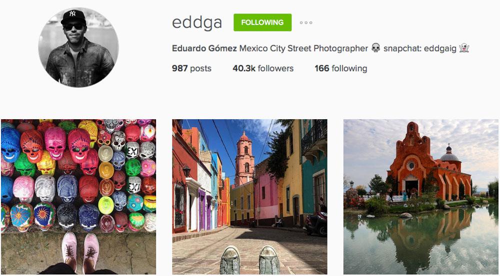 Instagram: @eddga