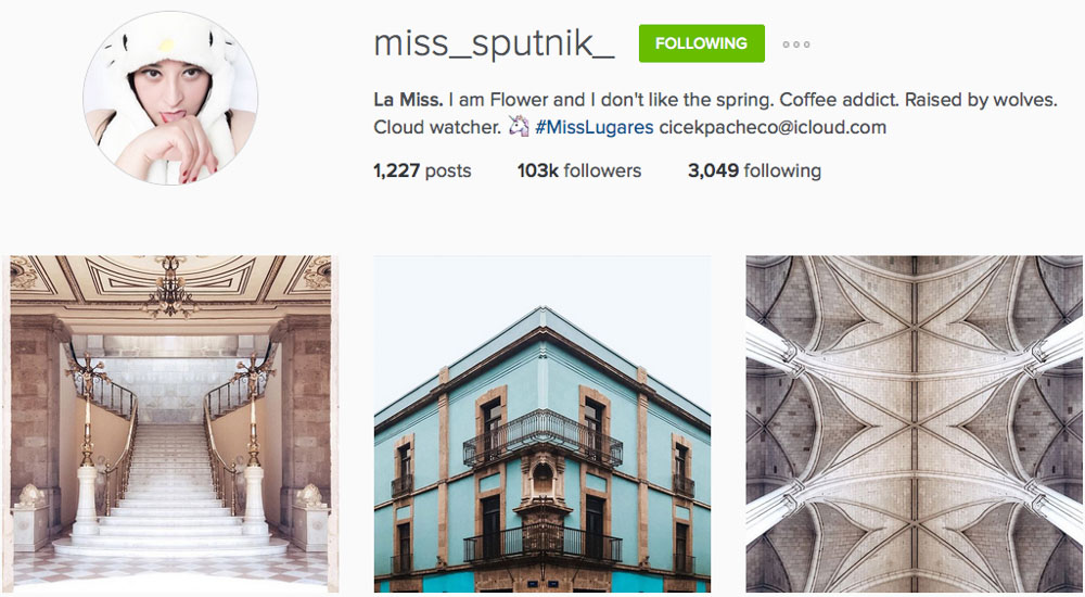 Instagram: @miss_sputnik_