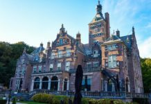 The beautiful Landgoed Duin & Kruidberg hotel in the Netherlands