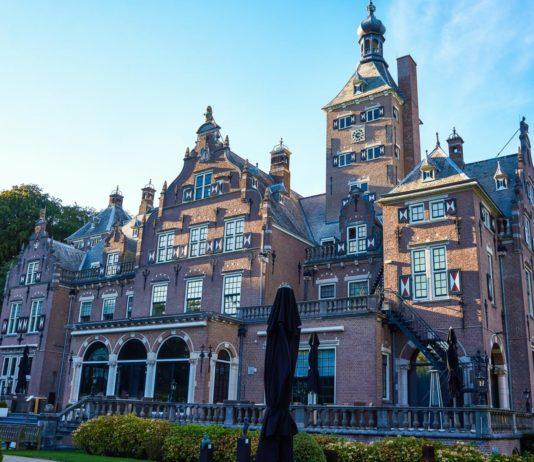 The beautiful Landgoed Duin & Kruidberg hotel in the Netherlands