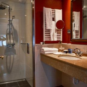Bathroom at the Landgoed Duin & Kruidberg