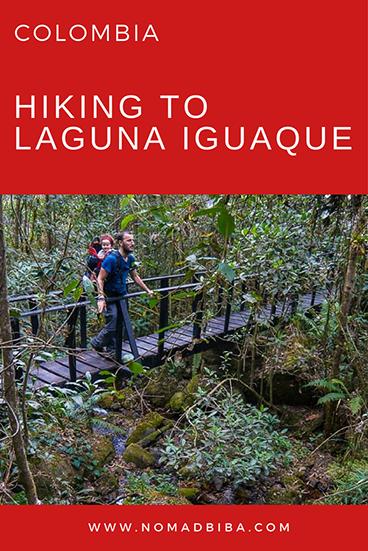 Colombia: Hiking to Laguna Iguaque