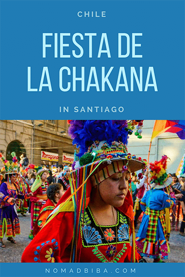 Fiesta de la Chakana in Chile