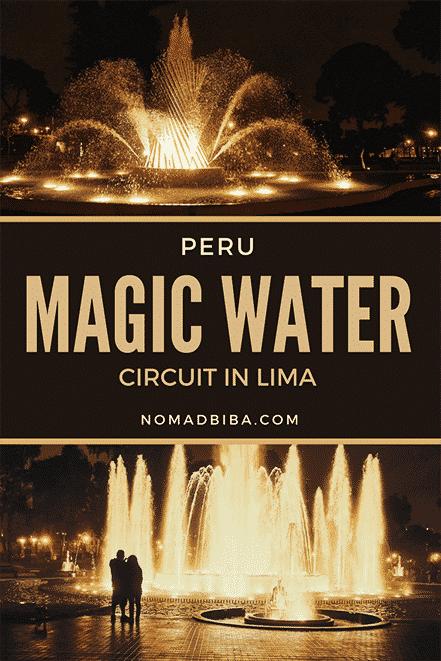 Magic Water Circuit