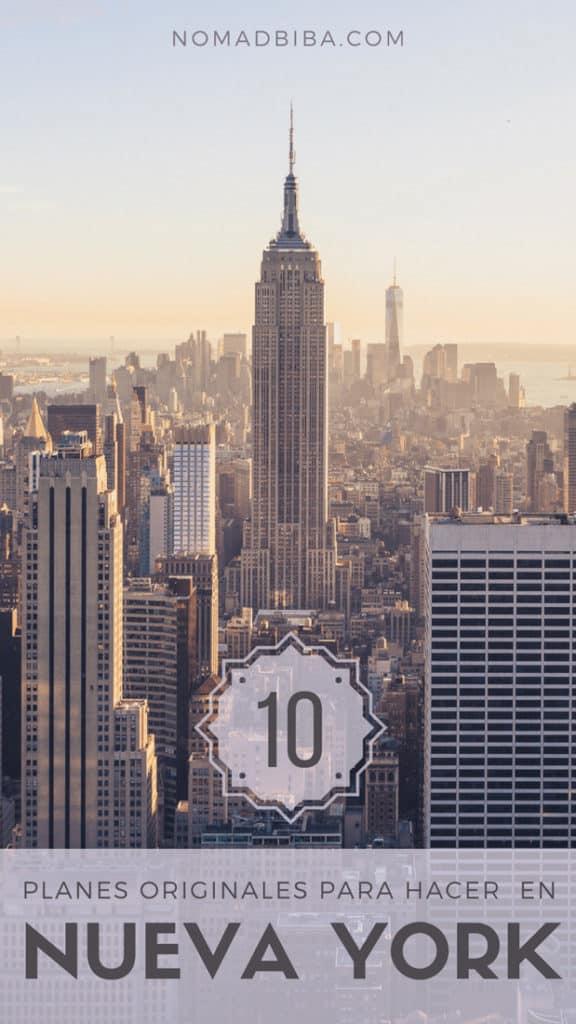 Cosas Inusuales para Hacer en Nueva York(1)
