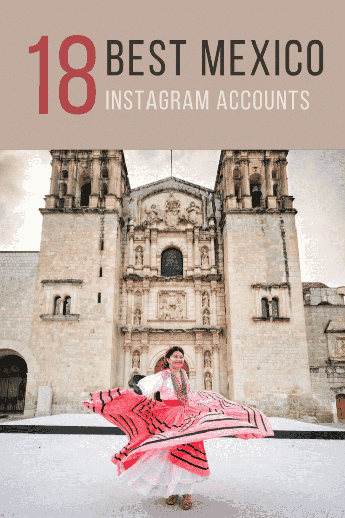 Mexico Instagram Accounts