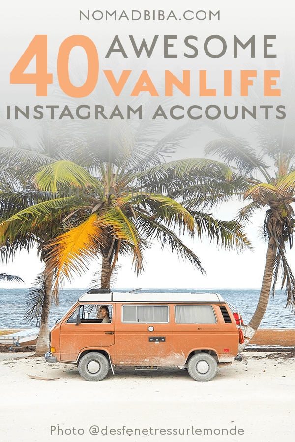 Vanlife Instagram Accounts(1)