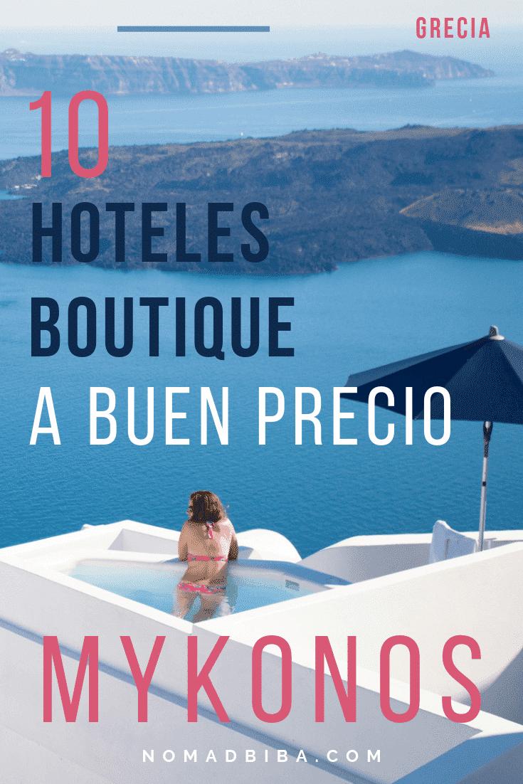 Viaje a Mykonos Hoteles