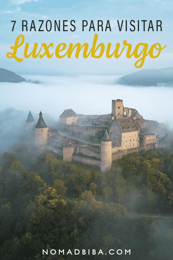 Razones Para Visitar Luxemburgo