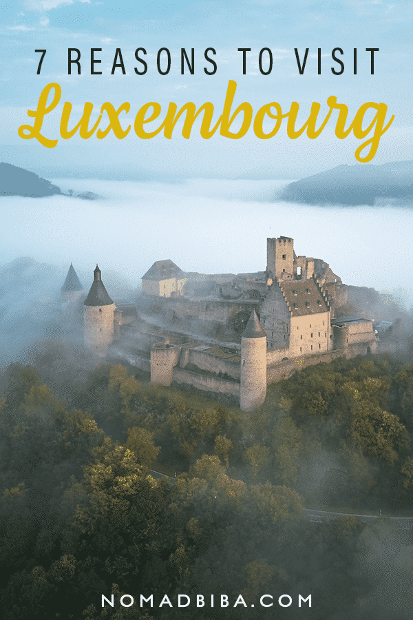 Reasons to Visit Luxembourg